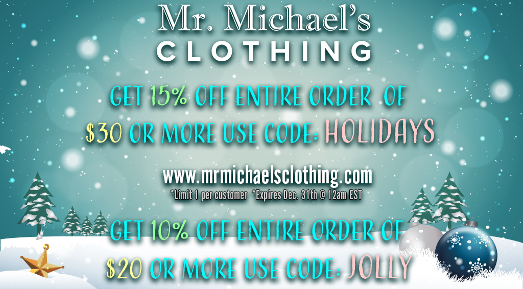 Holiday Sale!  Expires Dec. 31st