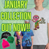 NEW: January Collection