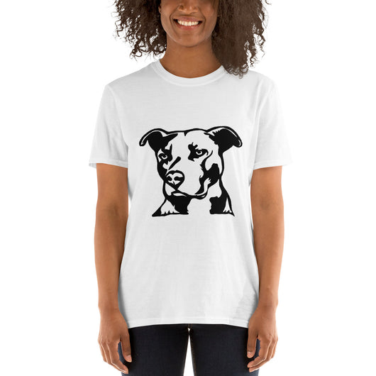 Pitbull - T-Shirt - Black\White - Mr. Michael's Clothing