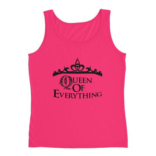 Queen Of Everything - Ladies' Tank - Mr. Michael's Clothing