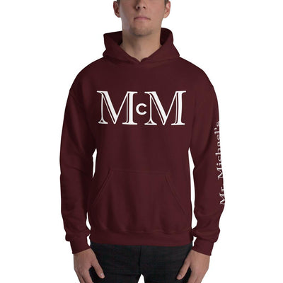 MMC - Hooded Sweatshirt - Mr. Michael's Clothing