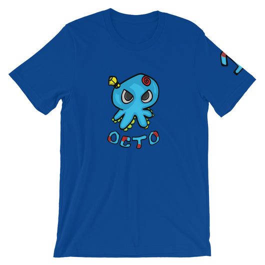 OCTO 1st Evolution - T-Shirt - Mr. Michael's Clothing