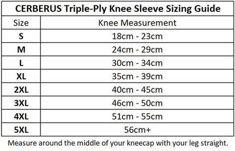 Image of Triple-Ply Knee Sleeves