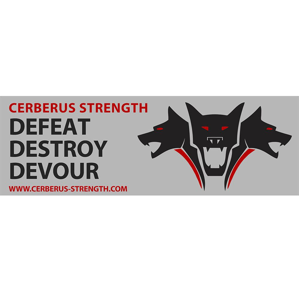 DEFEAT DESTROY DEVOUR Banner