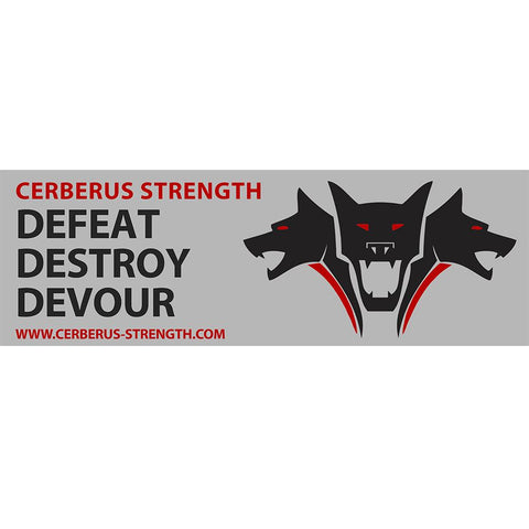 Image of DEFEAT DESTROY DEVOUR Banner