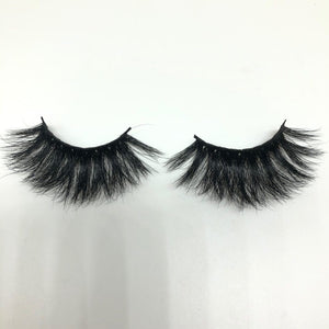"""Gold digger"" lash ( 5D 25mm)"
