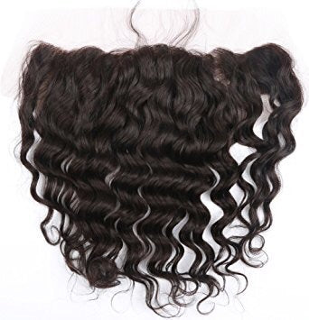 Raw Indian Wavy Frontal