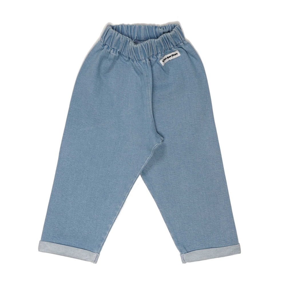 Denim trousers - medium wash