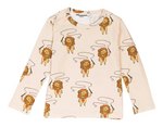 Lion Long Sleeve Top