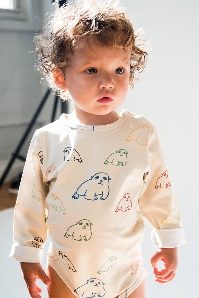 The critical seal long sleeve babybody