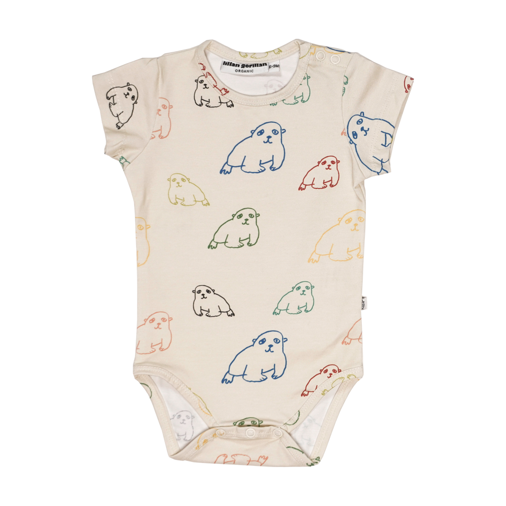 The critical seal short sleeve babybody