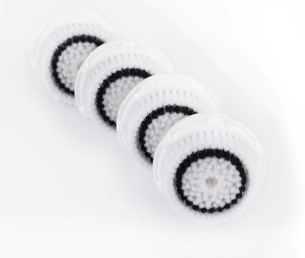 sensitive, replacement brush heads, brush heads, cleansing