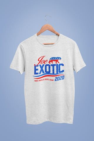 Joe Exotic Unisex T-Shirt President