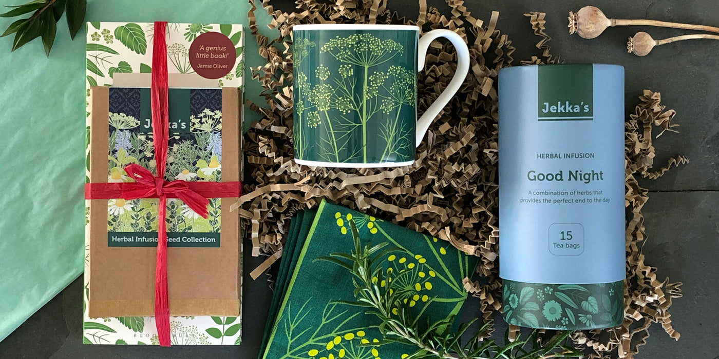 Jekka's gifts for gardeners