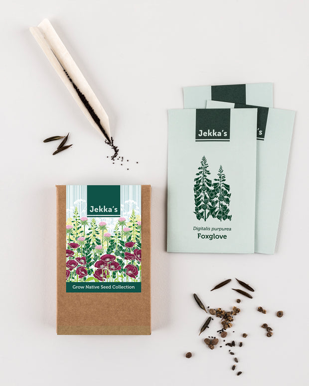 Jekka's Grow Native Seed Collection