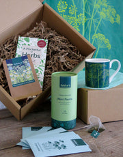 Jekka's Herbal Gardeners Gift Box