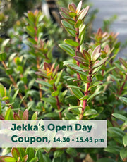Jekka's Open Day E-Coupons - Friday 4th June 2021