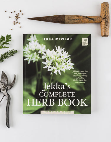 Jekka's Complete Herb Book, New Edition