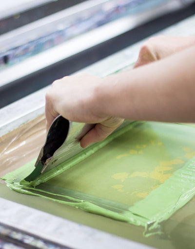 Introduction to Botanical Screenprinting, 27th March 2021