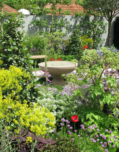 Herb Garden Design, 17th April 2021