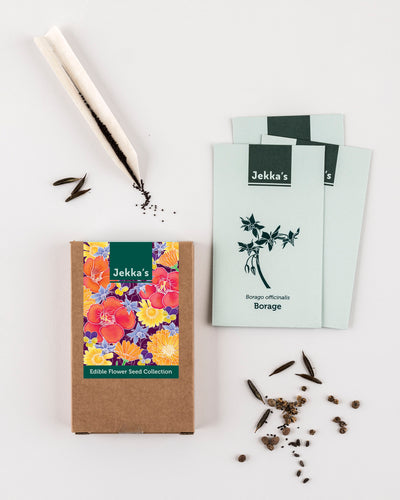 Jekka's Edible Flowers Seed Collection