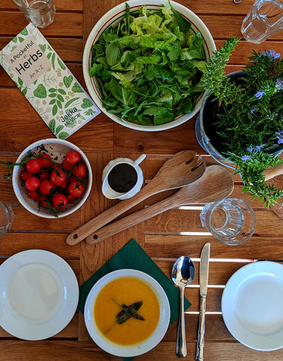Festive Cooking with Herbs