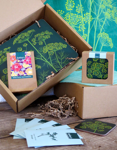 Jekka's Kitchen Gardeners Gift Box