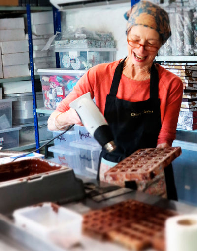 Chocolate Making Master Class, 15th May 2021