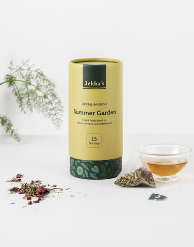 Summer Garden Herbal Infusion
