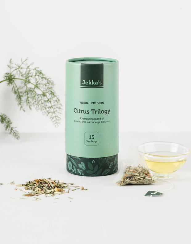 Citrus Trilogy Herbal Infusion