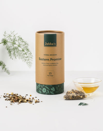Eastern Promise Herbal Infusion