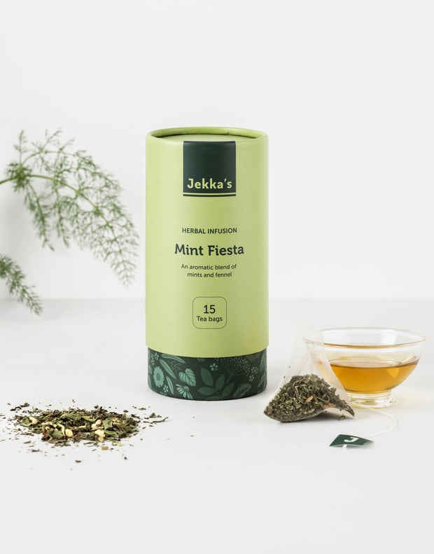 Mint Fiesta Herbal Infusion