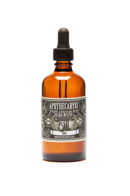 Apothecary 87 - 1893 Shave Oil