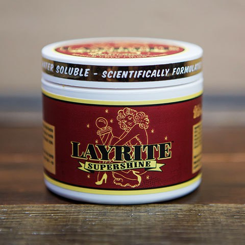 Layrite Super Shine Hair Cream