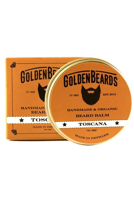 Golden Beards - Beard Balm