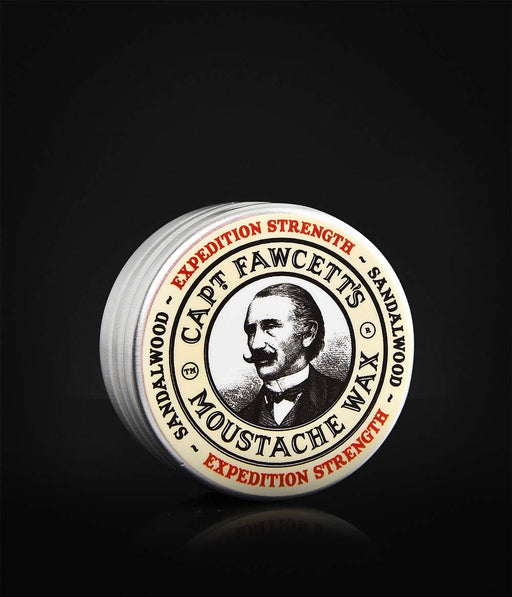 Captain Fawcett's Moustache Wax - Expedition Strength-625