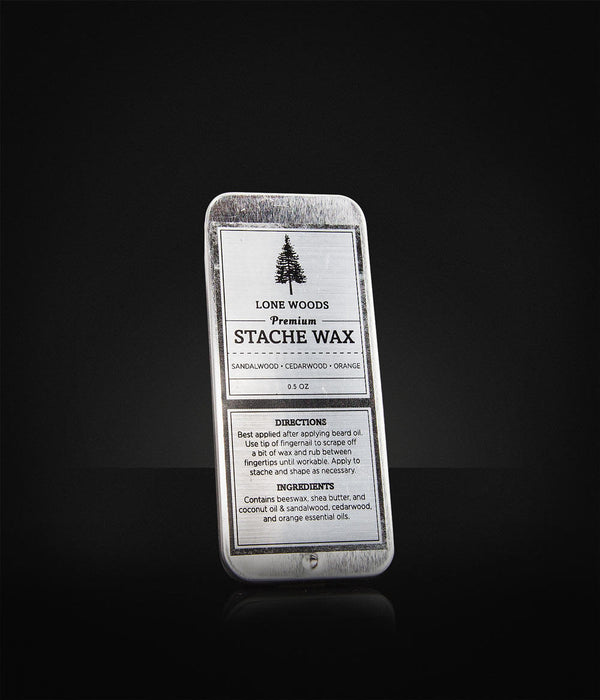 Lone Woods - Stache Wax-745