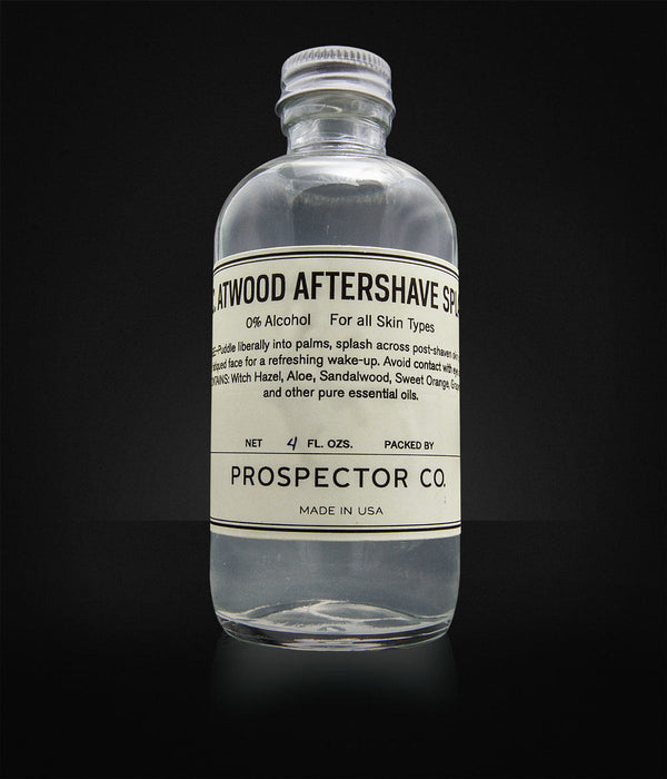 Prospector Co. - K.C. Atwood Aftershave-410