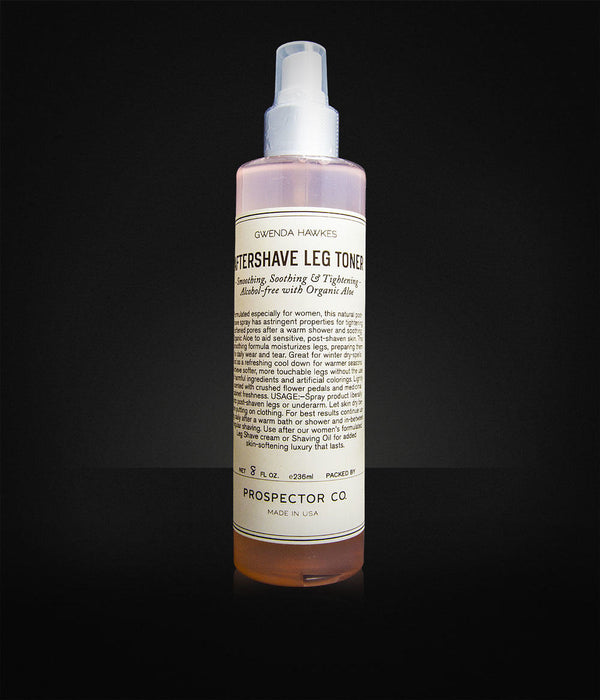 Prospector Co. - Gwenda Hawkes Aftershave Leg Toner-406
