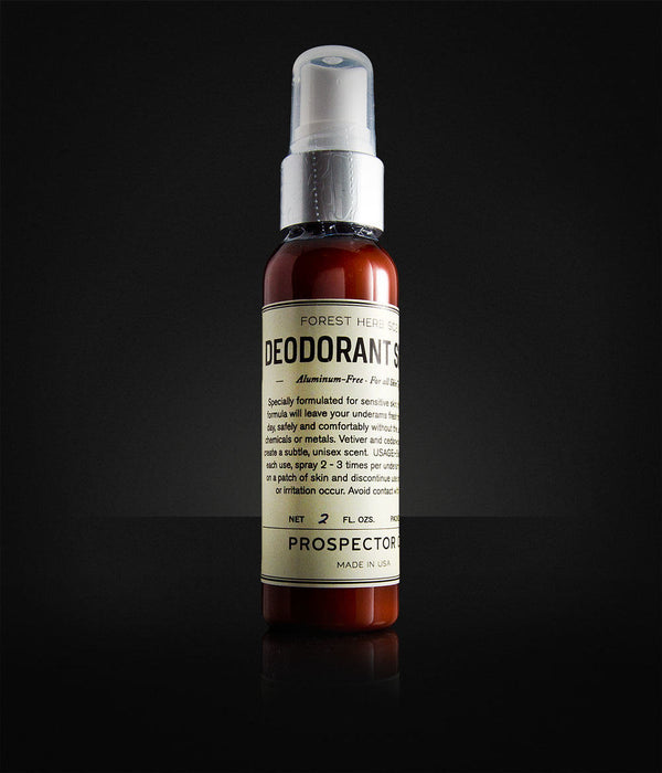 Prospector Co. - Deodorant Spray-512