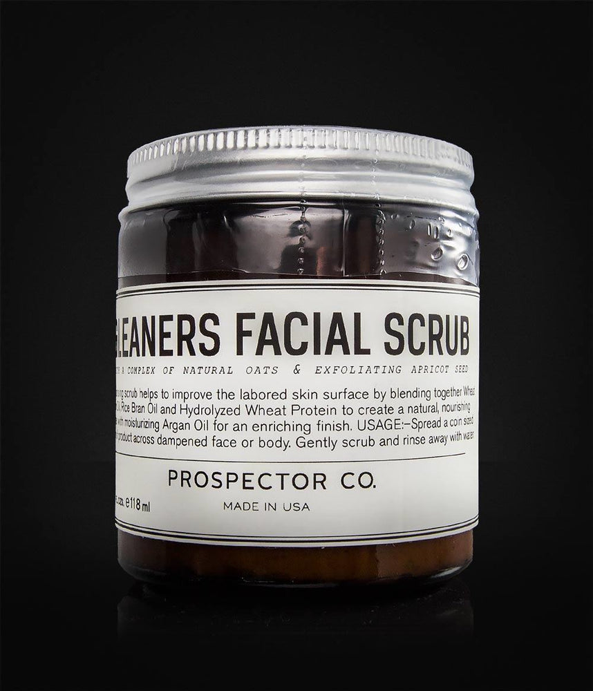 Prospector Co. - Gleaners Facial Scrub-621