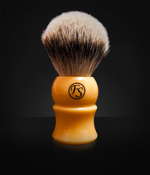 Frank Shaving Butterscotch Silvertip-337