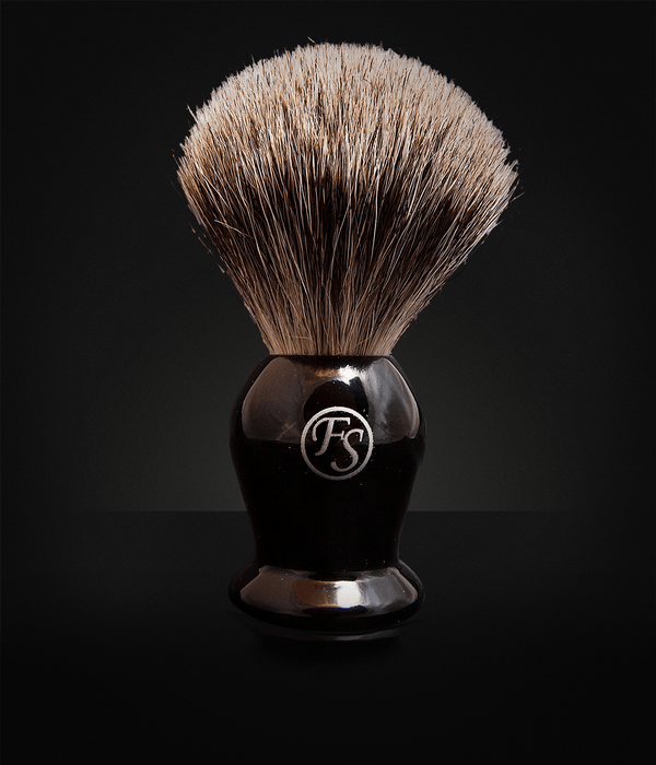 Frank Shaving Ebony Pure Badger-7