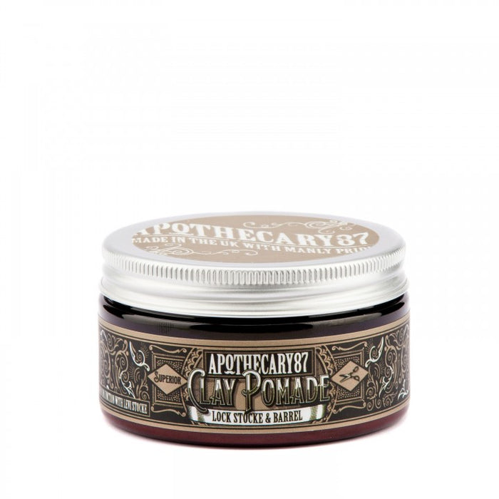 Apothecary 87 - Lock, Stocke & Barrel Clay Pomade-765