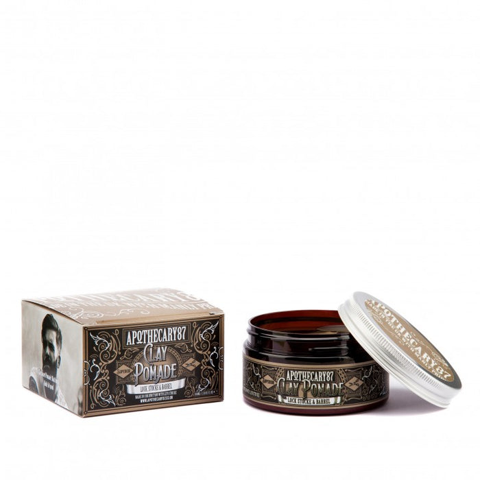 Apothecary 87 - Lock, Stocke & Barrel Clay Pomade-766