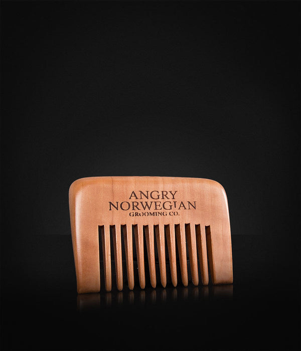 Angry Norwegian - Pocket Comb-706