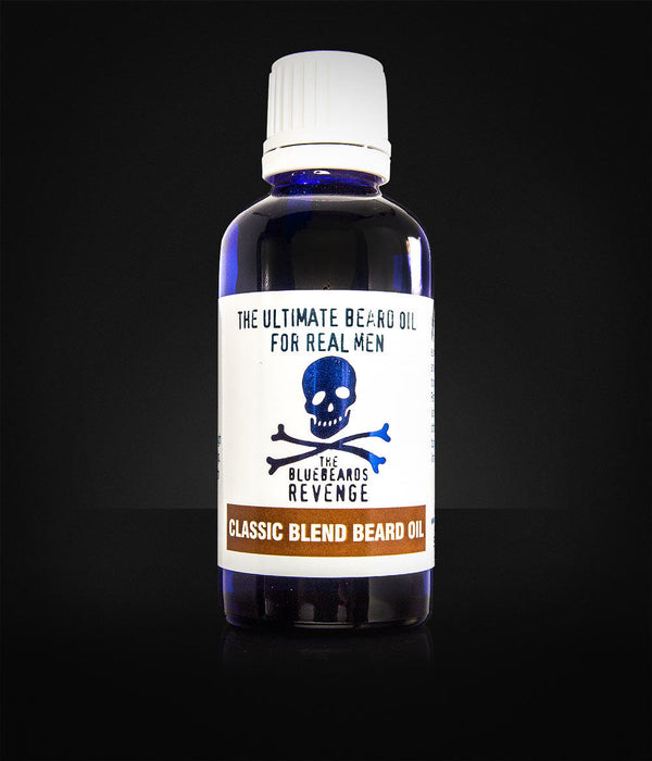 Bluebeards Revenge ☠ - Beard Oil-729