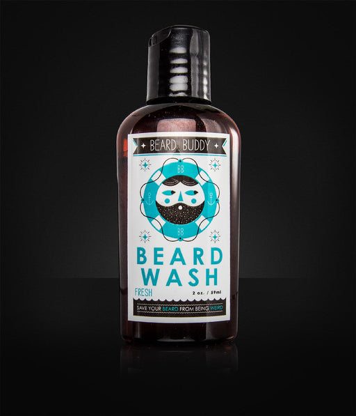 "Beard Buddy - Beard Wash ""FRESH"""