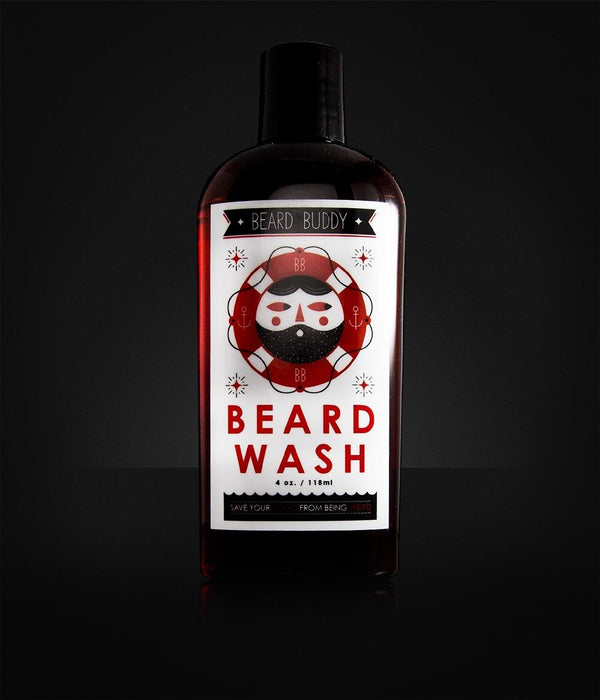 Beard Buddy - Beard Wash-573