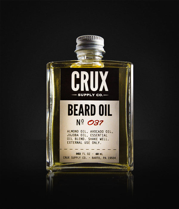 CRUX Supply Co. - Beard Oil-515